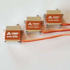 Alpha RC Cyclic Servo Set