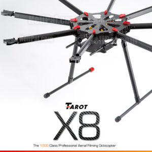 Tarot X8 Octocopter Kit