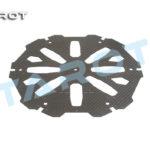 Tarot X6 CF Upper Plate TL6X003