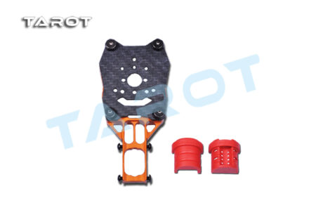 Tarot X8 Suspension Motor Mount Orange TL8X011