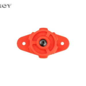 Tarot RC Heli Battery Tray Rotating Lock / Orange MK6048B