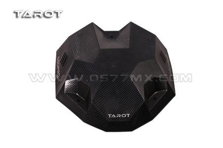 Tarot Drone 680 PRO carbon fiber looking hood TL2851