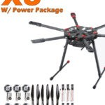 TAROT RC DRONE X6 OCTOCOPTER KIT AND POWER PACKAGE