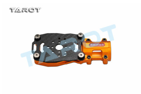 Tarot Drone 25MM Extended Brushless Motor Mount with Suspension Damping For Larger Motors