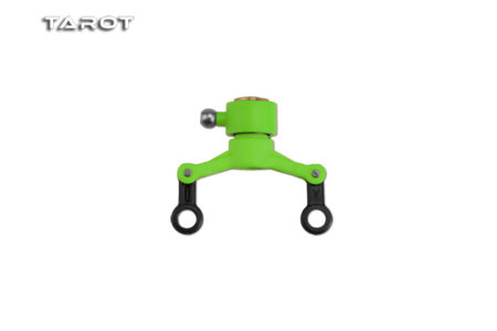Tarot RC Heli 550/600 tail slider assembly / green MK6068C