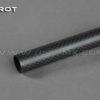 Tarot 3K Pure carbon fiber pipe 8mm X 330mm TL68B12