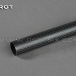 Tarot 3K Pure carbon fiber pipe 8mm X 330mm TL68B12