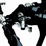 Tarot RC Heli Metal Tail Rotor Control Arm Set MK6021